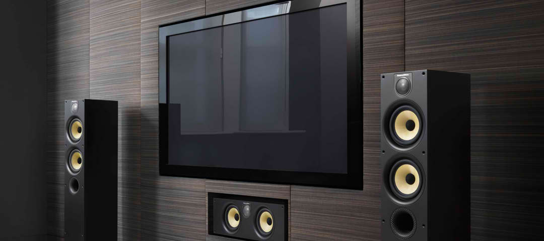 At Home With Your Home Audio Systems